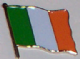 Ireland Country Flag Enamel Pin Badge